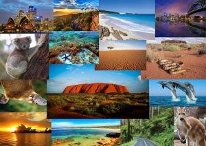 Australia Moodboard