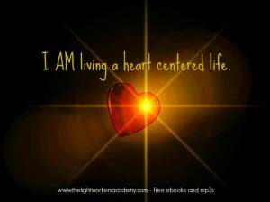 Living-a-heart-centered-life